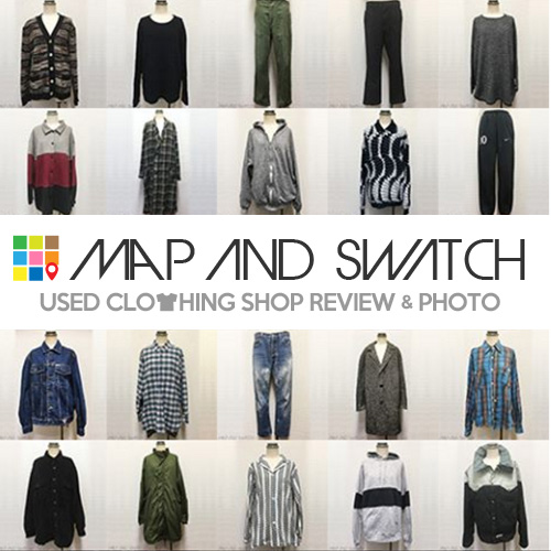 MAP&SWATCH